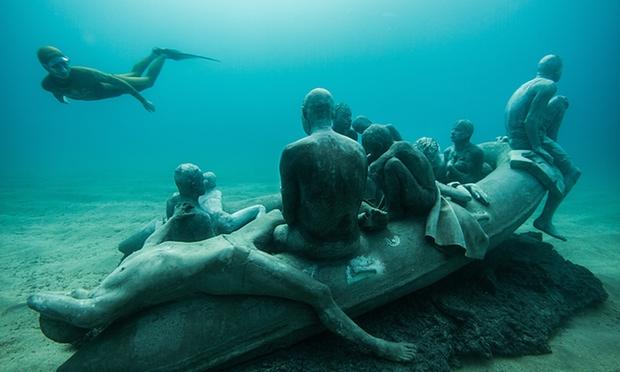 Museo Subaquatico de Arte