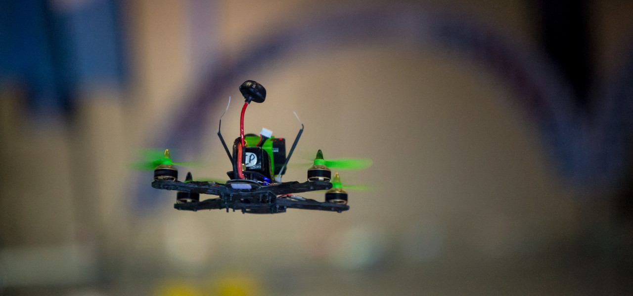 Drone racing : Are you ready ?
